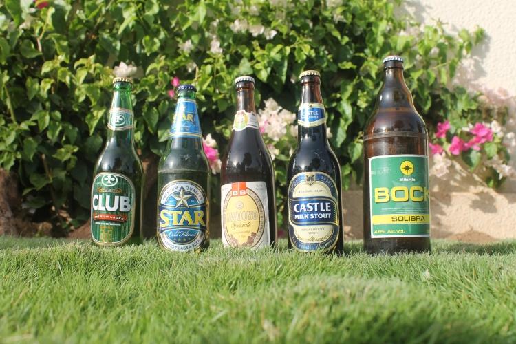 West african beers